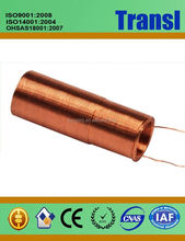 Air Core / Coreless / Bobbinless Coil Core Rfid Air Inductor Coil