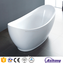 Made in China Hot Selling whirlpool fancy bathtubs 120*70