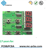 FR4 /94v0 circuit board and electronics pcb pcba manufacturer