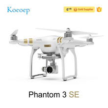Koeoep Professional DJI Phantom 3 SE Drone 2.4 G wifi drone with 4k 12MP HD FPV camera