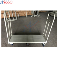Material Handling Tools Collapsible 6 Wheels