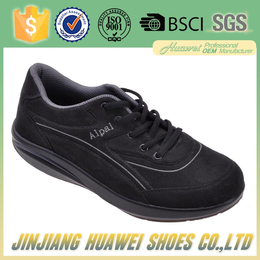 2016 health shoes fitness step shoes shape up shoes for men