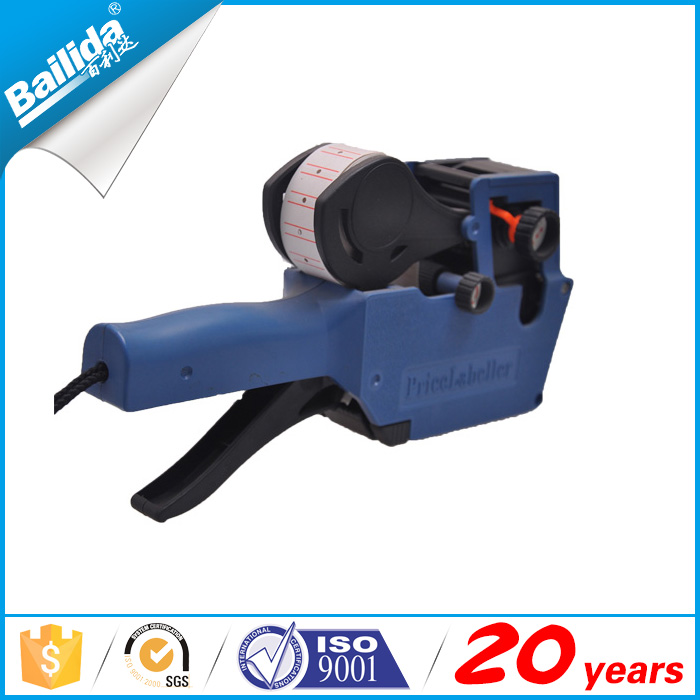 Alibaba china 6 digitals single raw price labeler gun for clothing