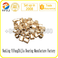 powder metallurgy bushing for electric motor,fan,jars,blender and other appliances,equivalent to MSP bush