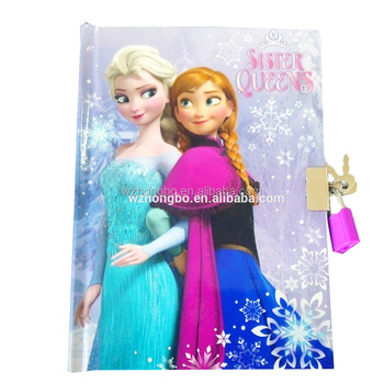 Kids/Adult Diary Journal Book with Lock