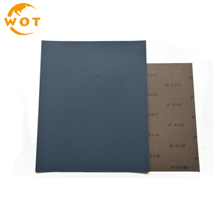 Good Quality Dry Abrasive sanding Latex Paper P800