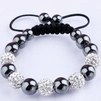 High Quality Shamballa Crystal Balls Bracelet Jewelry Wholesale BR88
