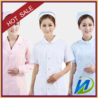 High Quality Comfortable waterproof antistatic polyester fabric for nurse uniform