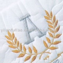 tear away nonwoven embroidery backing