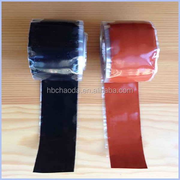 High quality clear polyester film silicone adhesive tape for electronic insulation
