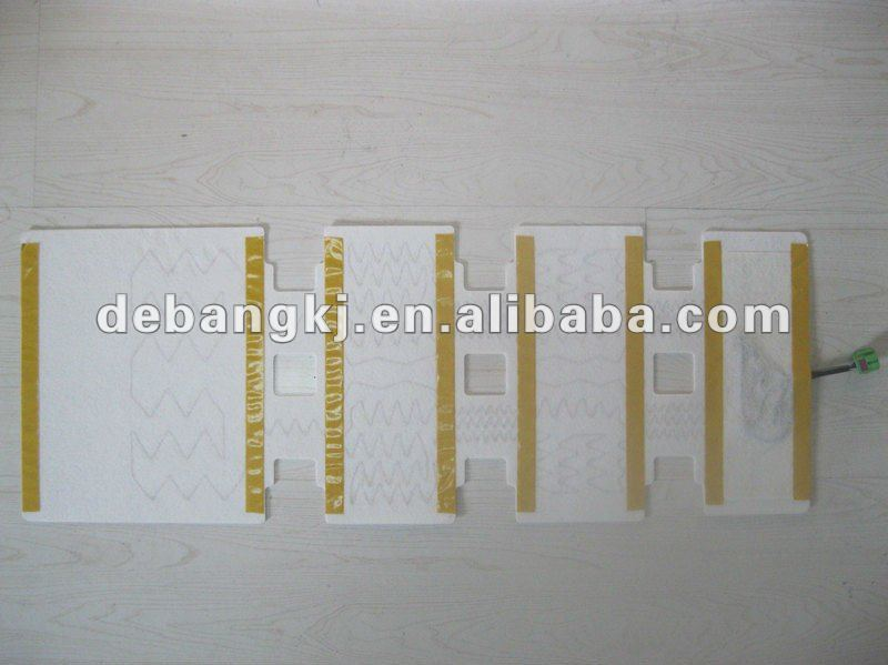 car seat heat pads, heater element, alloy wire heat pads