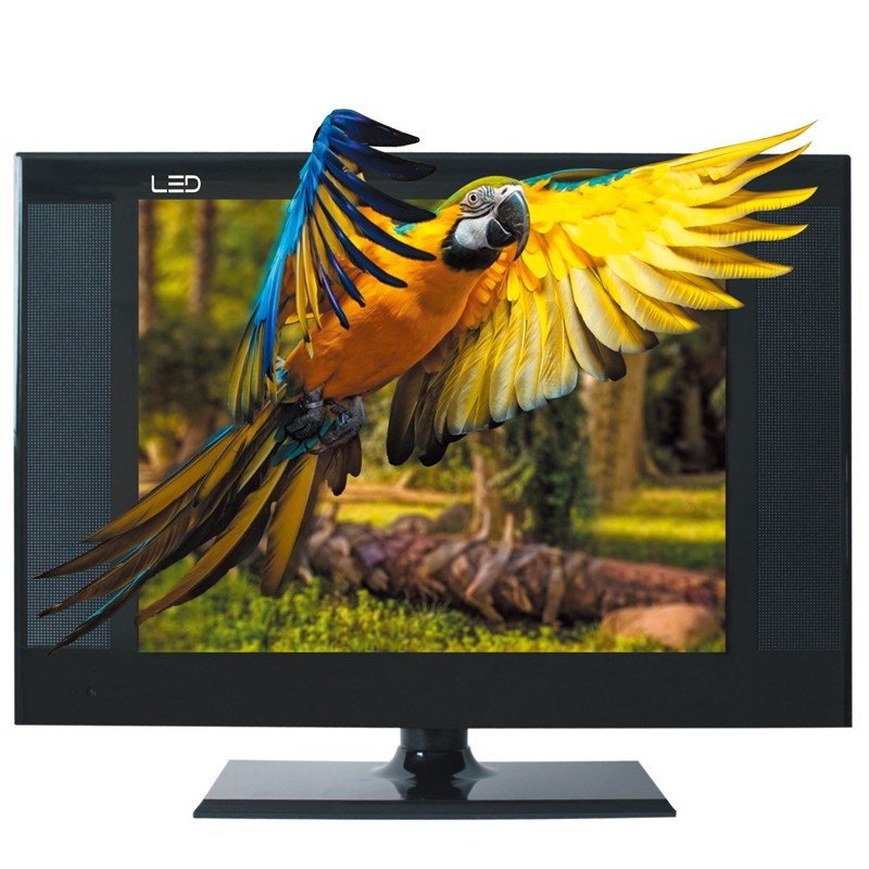 Flat Screen No Brand 19 17 Inch LCD TV 12 Volt