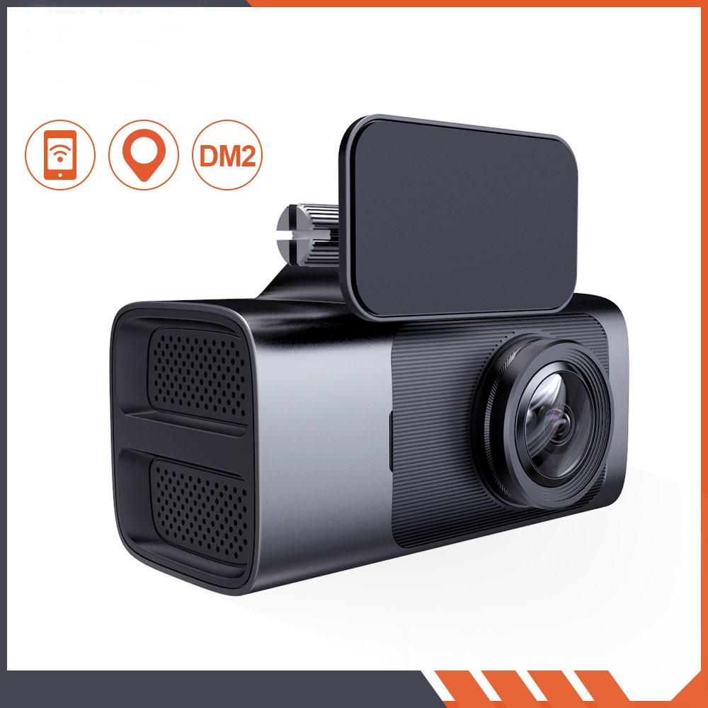 Factory wholesale Brand OEM Fashion Original Design car DVR Recorder with WIFI G-Sensor 1080P 156 wide Angle Camera MD2