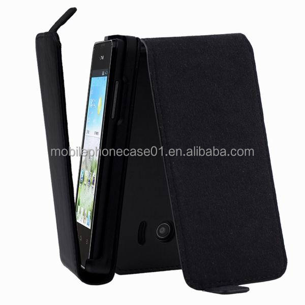 Cell Phone Flip Cover for Huawei Y300
