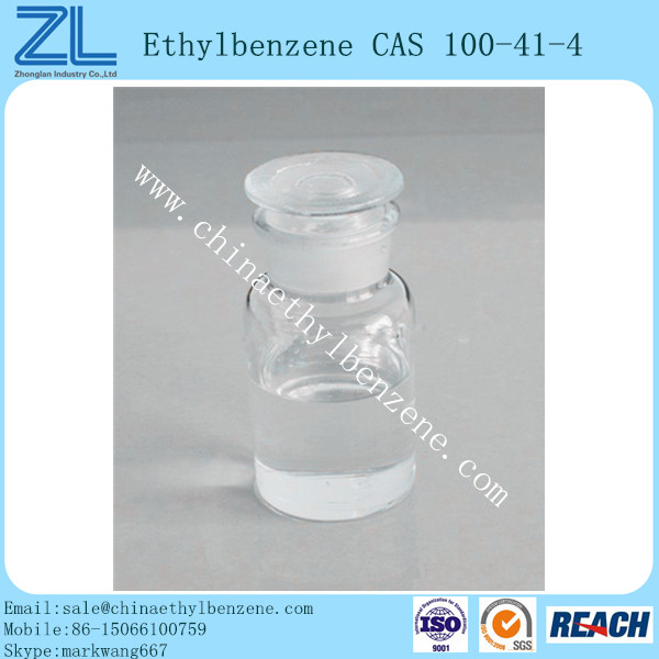 Ethyl benzene density with toluene less than 0.05