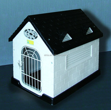 Manufacturer OEM Design Dog Product Plastic Durable Pet Dog House