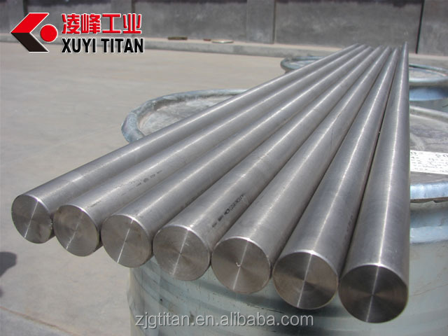 China Factory Precision Machining titanium bar for medical