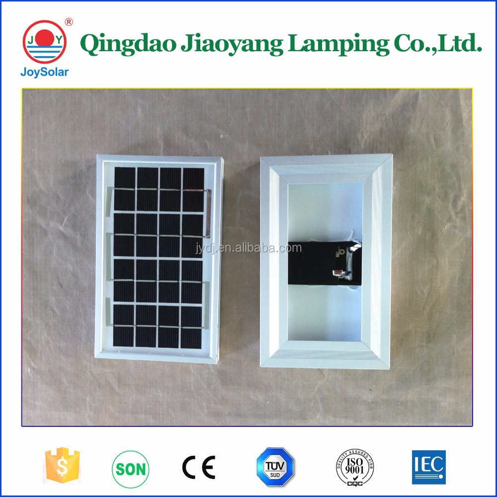 2w 3w 5w 10w 30w 50w Small Portable Solar Panels