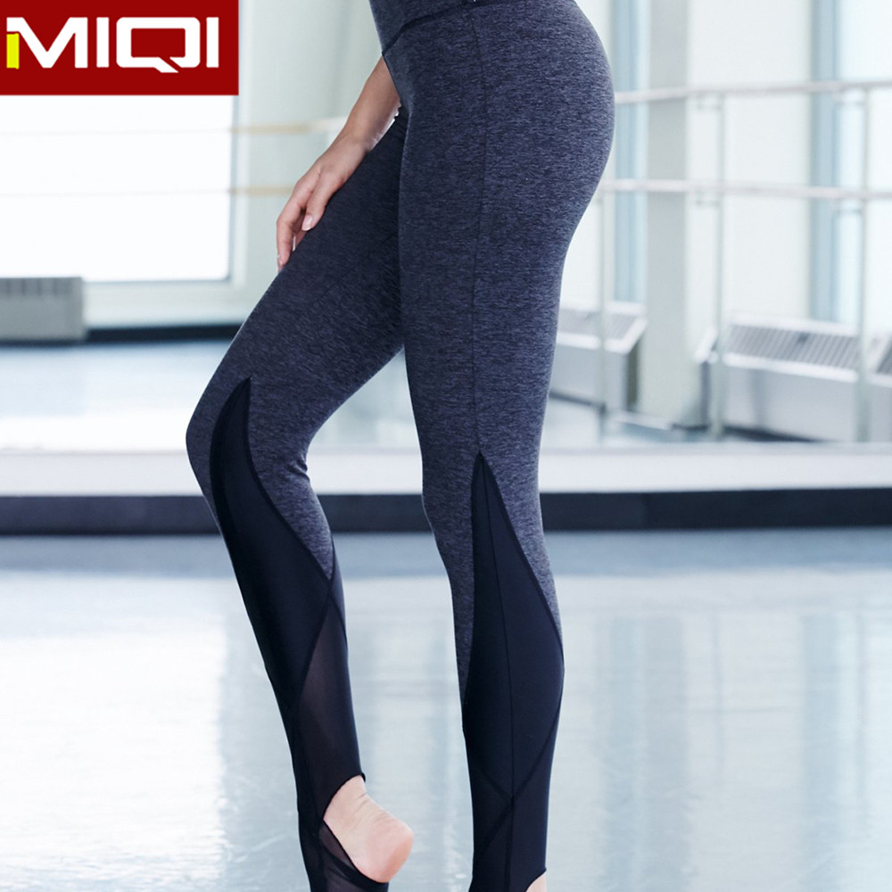 Women compression pants running wholesale top urban sublimation sports wear