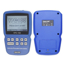 2016 Top Quality New Arrival Pin Code VPC-100 Calculator Support Almost All Cars VPC 100 Auto Key Programmer VPC100