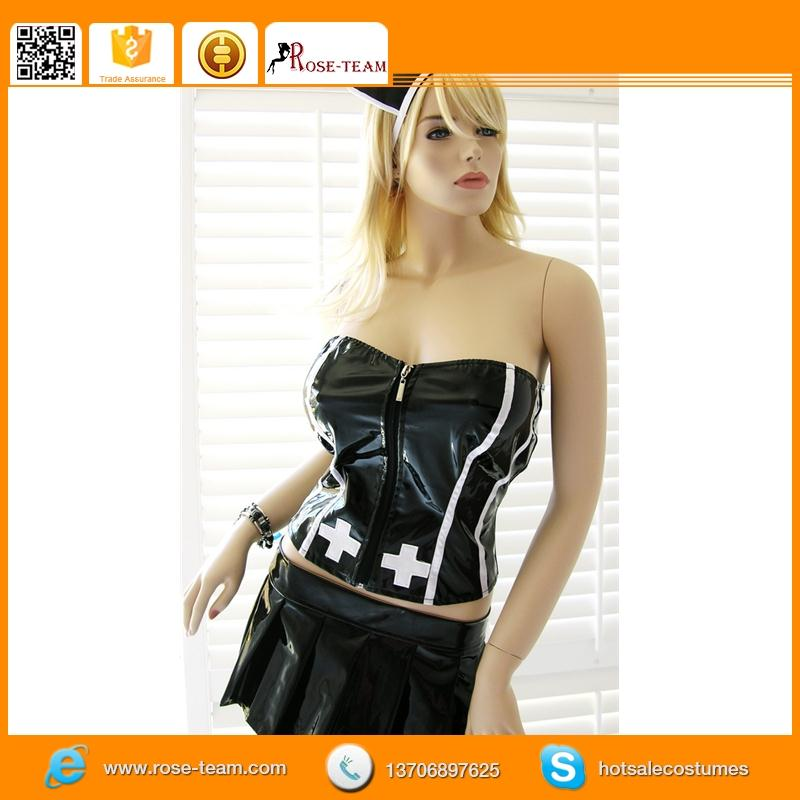 Sexy Dresses 2016 New Arrival Super Open Girls Men Babydoll Lingerie