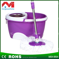 High quality 0.5mm thick handle super durable roto mop 360