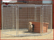 Field Fencing for Animals and Used Aluminum Dog Boxes with Dog Accessories