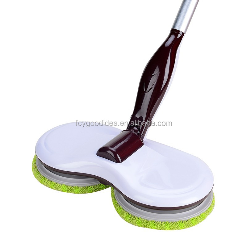 Go wholesale, 360 spin mop cleaning product electric auto mop cordless lightweight rotatable mops