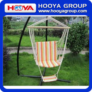 SINGLE PERSON HANGING HAMMOCK CHAIR