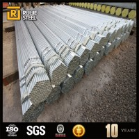 galvanised pipe, galvanized steel pipe 4 inch, round steel tube