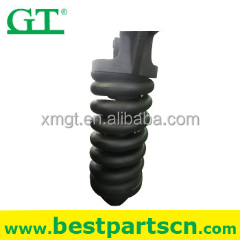 Excavator /Bulldozer tension coil spring assembly for PC100-5 PC130-5