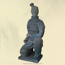 Lifesize Kneeling Archer Terracotta Warrior Replica