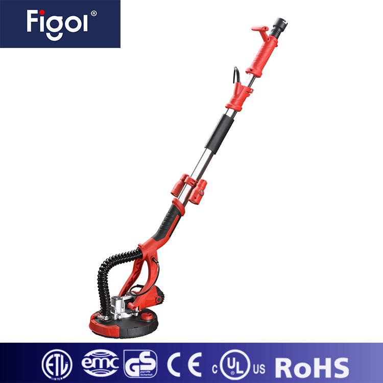 Hot Sales Giraffe Drywall sander with vacuum cleaner for wall and ceiling