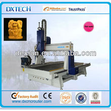 CNC Router machine with automatic tool change spindle you scheme to work wood advertising atc wood cnc router