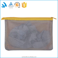 good sell promotional polyester custom cosmetic bag