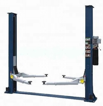 Hot selling 4 Ton hydraulic car lift 2 post auto lift used workshop car repair vehicle lift