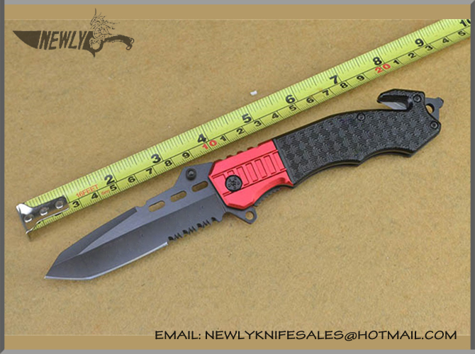 High Quality Military Survival Tactical Pocket Folding Utility Knife