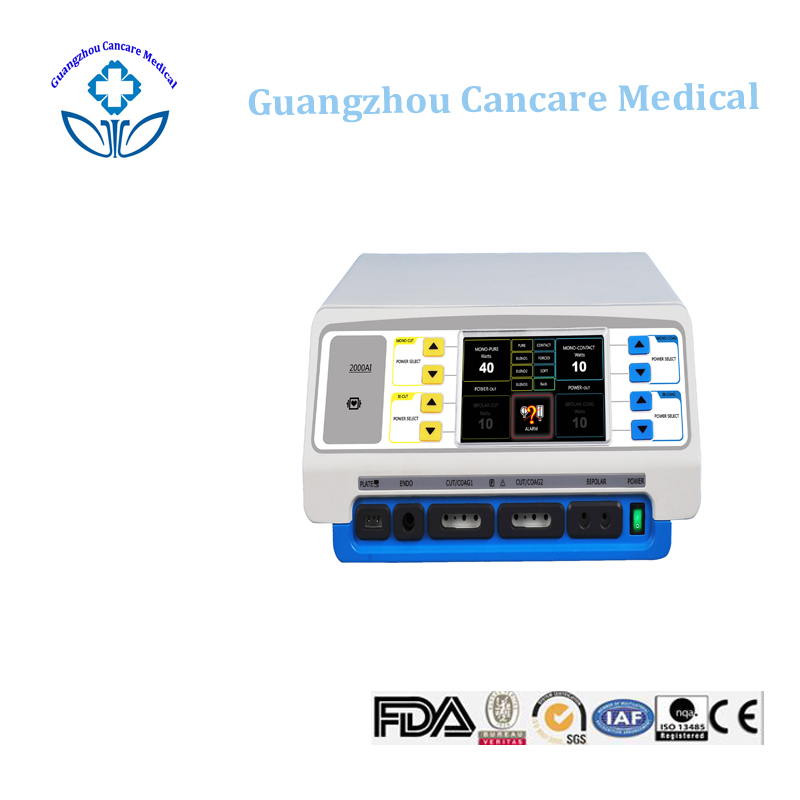 electrosurgical generator cautery unit