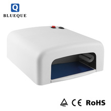 36w uv nail lamp 818 with removable base