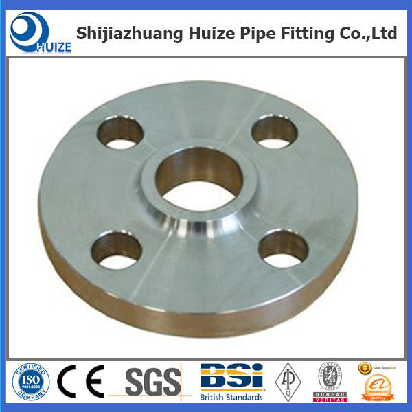 ansi b16.5 carbon steel forged spectacle blind flange with API certification