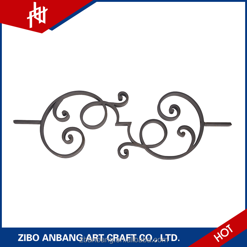 2016 Wrought Iron Railing Wrought Iron Parts Wrought Iron Scrolls