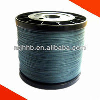 high quality 200lb PE braided steel fishing line