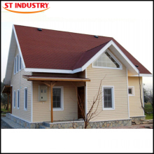 Economical price modern prefabricated houses from romania