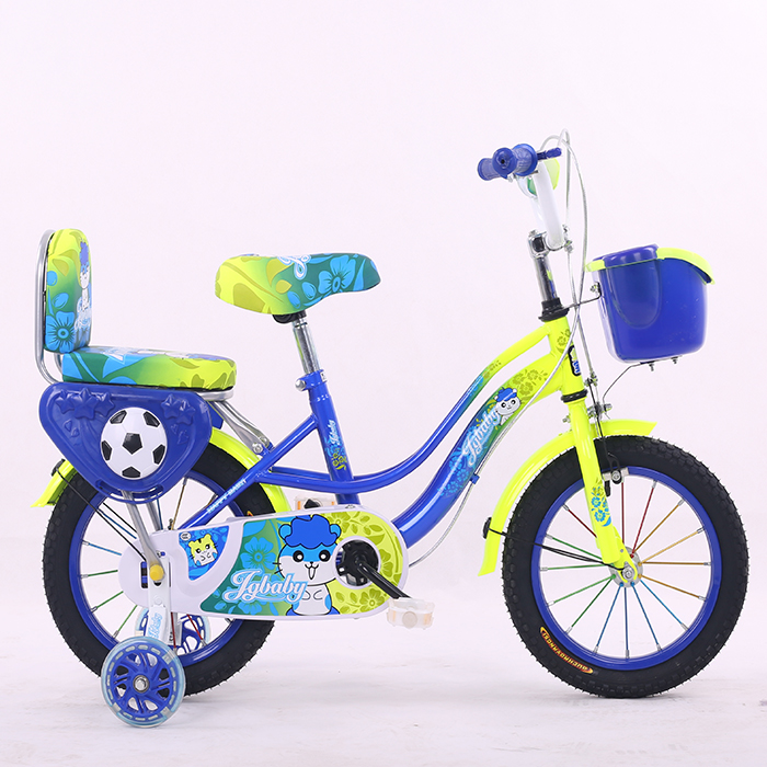 "2018 new style chopper kids bicycle made in China,16"" Wheel Size kids sports bike manufacturer, with training Wheels Child bikes"