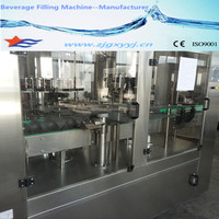 China bottled water manufacturing equipment factory price