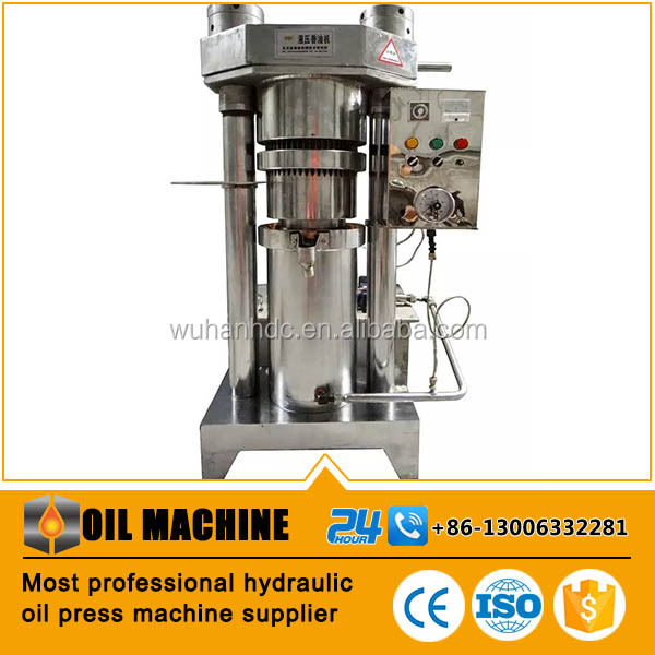 Cheapest price Cheapest price High output oil rate cocoa butter hydraulic oil press/shea butter oil press