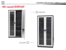 Fast Delivery Cheap Commercial Furniture Metal Glass Door Key Cabinet