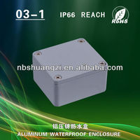 High-end Aluminum Extrusion Enclosure for Electronic