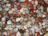 wholesale agate tumbled 8 mm stones