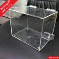 Acrylic Candy Dispenser For Food Storage With Tong Holder